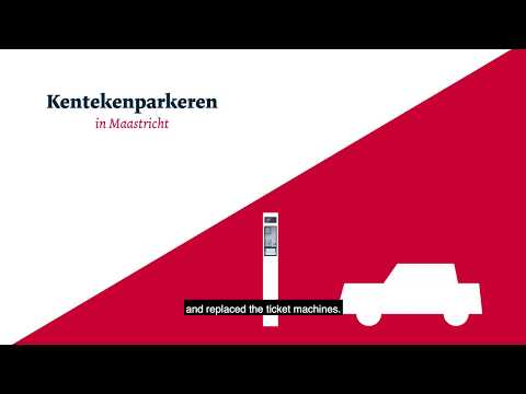 Maastricht - de nieuwe parkeermeters / new parking ticket machines
