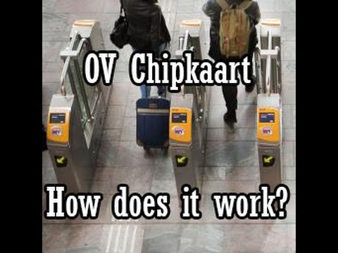 Dutch Trainticket-System: OV-Chipkaart (English Version)